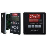 Опції для пристроїв плавного пуску Danfoss