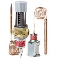 Термостатичні клапани Danfoss