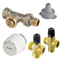 Клапаны для гидравлической теплого пола Danfoss