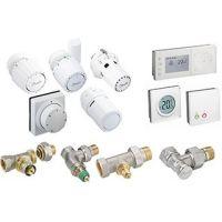 Комнатные и радиаторные терморегуляторы Danfoss