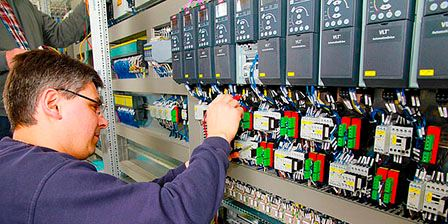 Производство щитов автоматики и распределения электроэнергии