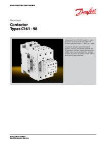 Data sheet Contactor Types CI 61 - 98 (Технический паспорт).pdf
