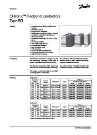 Data sheet CI-tronic ™ Electronic contactors Type ECI (Технічна специфікація).pdf