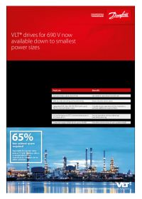 VLT drives for 690 V now available down to smallest power sizes.pdf