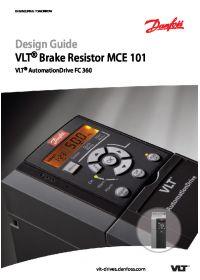Design Guide VLT Brake Resistor MCE 101 VLT AutomationDrive FC 360.pdf
