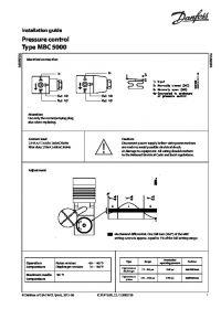 Керівництво по монтажу pressure control type MBC 5000 (Installation Guide).pdf
