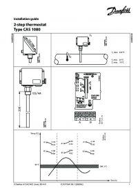 Керівництво по монтажу 2-step thermostat type CAS 1080 (Installation Guide).pdf