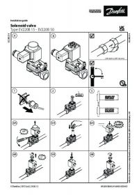 Руководство по монтажу Solenoid valve Type EV220B 15 - EV220B 50 (Installation Guide).pdf