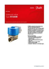 Data Sheet Solenoid valve Type EV260B.pdf
