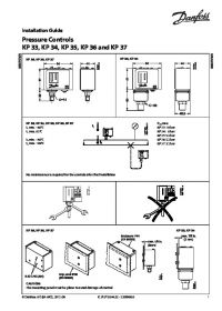 Керівництво по монтажу Pressure Controls KP 33 34 35 36 and KP 37 (Installation Guide).pdf