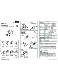 Керівництво по монтажу Solenoid coil Types BB, BE, BF, BG, and BN (Installation Guide).pdf