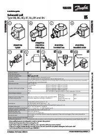 Руководство по монтажу Solenoid coil Type BB, BG, BQ, BT, BU, BY and BN (Installation Guide).pdf