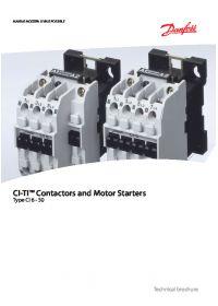 CI-TI Contactors and Motor Starters Type CI 6 - 50.pdf