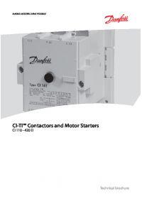 Technical brochure CI-TI™ Contactors and Motor Starters CI 110 - 420 EI (Техническая брошюра)