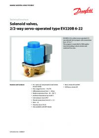 Technical brochure solenoid valves 22-way servo-operated type EV220B 6-22 (Технічна брошура).pdf
