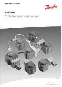 Technical leaflet Technical leaflet Coils for solenoid valves (Технический бюллетень).pdf