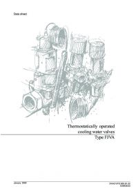 Data sheet Thermostatically operated cooling water valves Type FJVA (Техническое описание).pdf