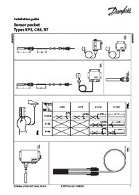 Керівництво по монтажу sensor pocket types KPS CAS RT (Installation Guide).pdf