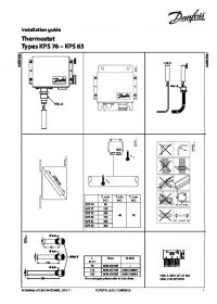 Руководство по монтажу thermostat types KPS 76 – KPS 83 (Installation Guide).pdf