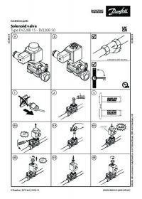 Керівництво по монтажу Solenoid valve Type EV220B 15 - EV220B 50 (Installation Guide).pdf