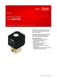 Data Sheet Solenoid valve Type EV210A.pdf