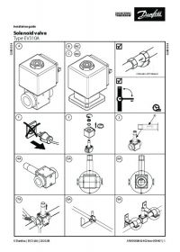 Руководство по монтажу Solenoid valve Type EV310A (Installation Guide).pdf