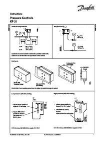 Инструкция Pressure Controls KP 21 (instructions).pdf