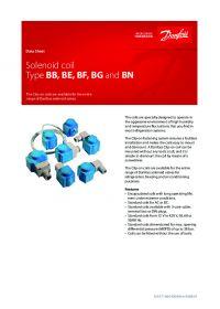 Data Sheet Solenoid coil Type BB, BE, BF, BG and BN (Технические данные).pdf