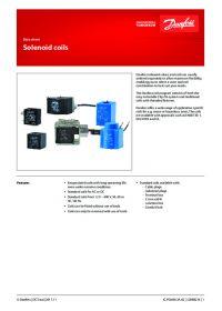 Data Sheet Solenoid coils (Технический паспорт).pdf