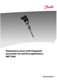 Temperature sensor with integrated transmitter for maritime applications MBT 5560.pdf