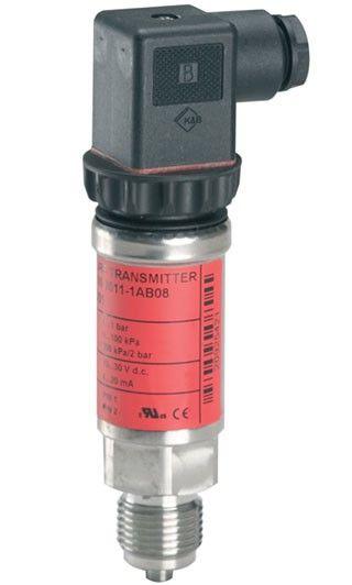 MBS 4500, Датчики тиску з налаштуванням нуля і діапазону