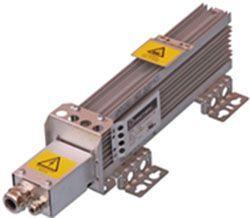 MCE101, Гальмівні резистори