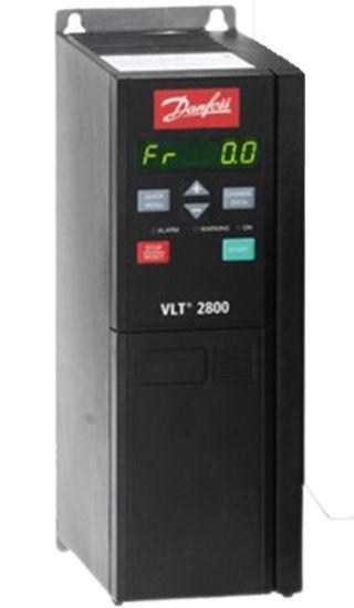 VLT 2800, Перетворювач частоти