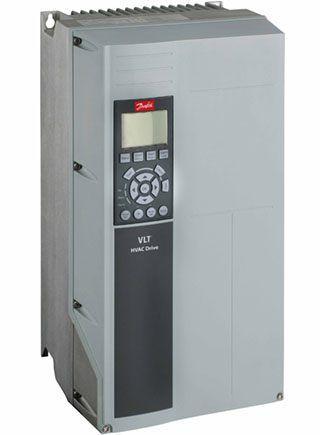 VLT HVAC Drive FC-102, Перетворювач частоти