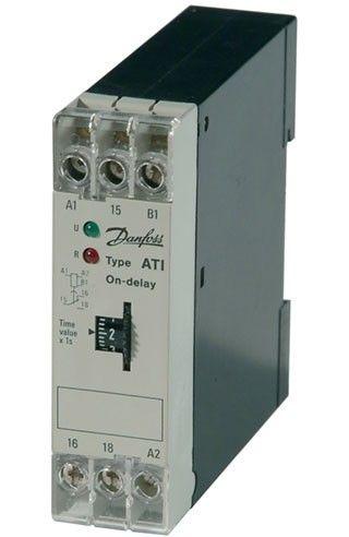 ATI, Электронные реле времени с выдержкой времени при включении Danfoss