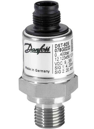 DST P92S, Датчик давления