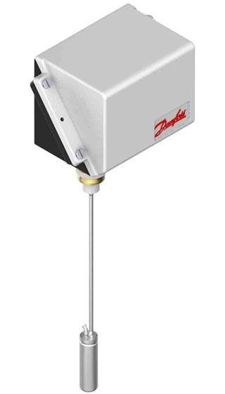 CAS 1080, 2-ступенчатые реле температуры