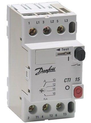 CTI 15, Автоматические выключатели Danfoss