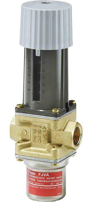 FJVA, Клапани з керуванням від термореле без датчика