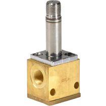 EV210A, Компактные двухпозиционные двухходовые электромагнитные клапаны прямого действия
