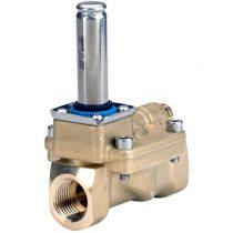 EV224B, Двопозиційні двоходові електромагнітні клапани з сервоприводом для високого тиску