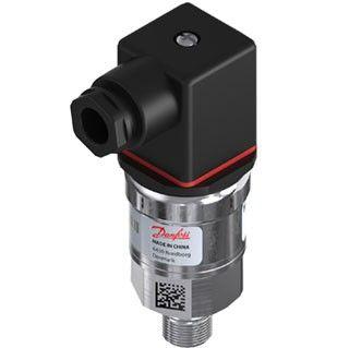 MBS 3250, Компактний датчик тиску з демпфером