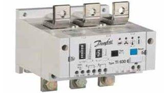 TI 630 E, Электронные реле защиты электродвигателя
