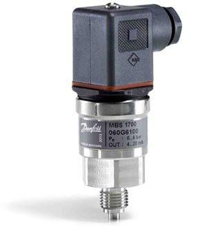 MBS 1700, Бюджетные датчики давления