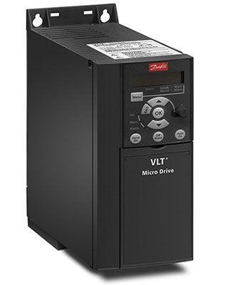 VLT Micro Drive FC-51, Перетворювач частоти