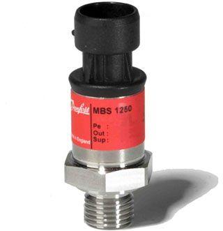 MBS 1250, Датчик давления