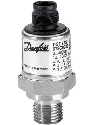 DST P92S, Датчики тиску