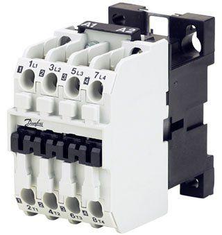 CI (серія 6-50), Контактори Danfoss