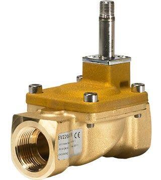 EV220A, Двухпозиционные двухходовые электромагнитные клапаны с сервоприводом