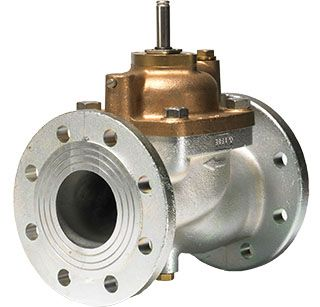 EV220B (серія 65-100), Двопозиційні двоходові електромагнітні клапани з сервоприводом
